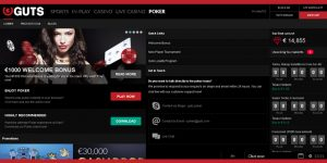 Guts Poker Review 1