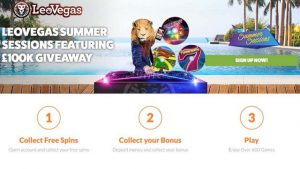 LeoVegas Summer Giveaway
