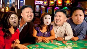 North Korea Online Gambling