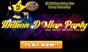 Million Dollar Bingo Party