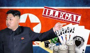 North Korean online gambling sites