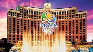 Bet on Rio Olympics in Las Vegas