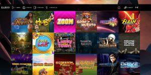 Kaboo Casino Review 1