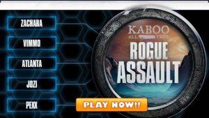 Kaboo Casino Rogue Assault