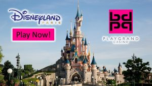 PlayGrand Casino Disneyland Paris
