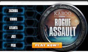 Kaboo Rogue Assault