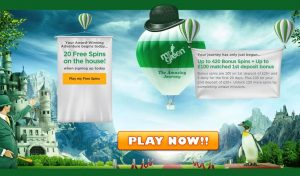 mr green casino signup offer august 2016