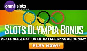 : Slots Olympia Bonus
