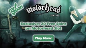 Exclusive Free Spins Motorhead