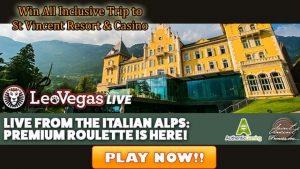 LeoVegas St Vincent Resort & Casino