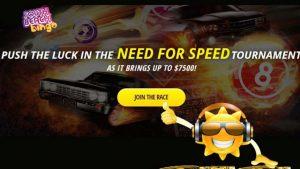 South Beach Bingo Need for Speed