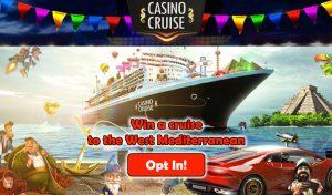Win a Mediterranean Cruise