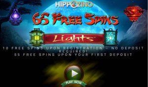 Hippozino Casino no deposit bonus code