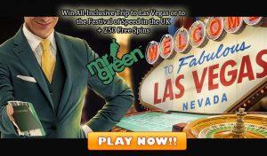 Win a free trip to Vegas