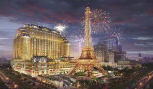new Macau gambling destination