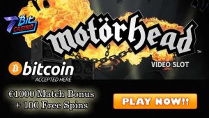 7BitCasino Deposit Bonus
