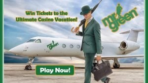 Mr Green Casino Around the World