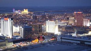 New Jersey Gambling Revenues Fall