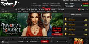 Tipbet Casino Review 1