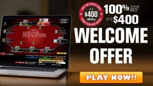 WSOP Nevada Welcome Offer