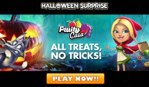 Fruity Casa Halloween Promotion