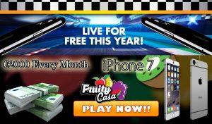 Fruity Casa Casino Deposit Bonus