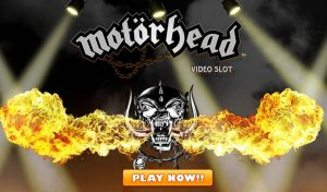 Motörhead online slot