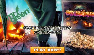 Mr Green Casino Halloween Promotion