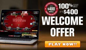 WSOP Nevada Welcome Bonus