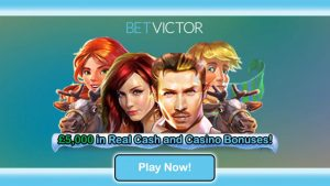 BetVictor Casino Giveaways