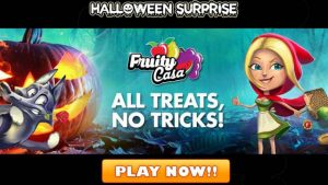 Fruity Casa Casino Halloween Surprise