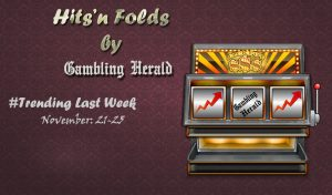 Hits n Folds November 21-25