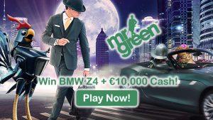 Mr Green BMW Z4
