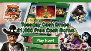 Mr Green Casino Tuesday Cash Drops