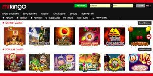 Mr Ringo Casino Review 1