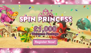 Spin Princess Casino Review