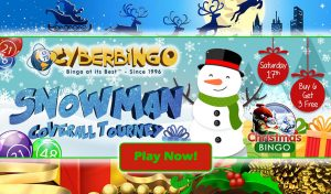 Christmas Bingo Tourney