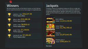 Club World Casinos Review 4