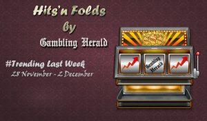 Hits n Folds November 28 - December 2