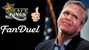 Jeb Bush Daily Fantasy Sports