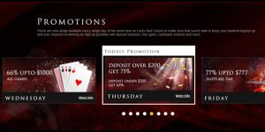Lucky Red Casino Review 4