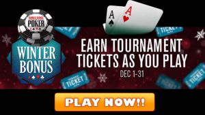 WSOP Nevada Winter Bonus