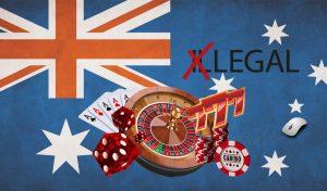 new Australian gambling laws