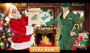 Mr Green Casino Christmas promotion