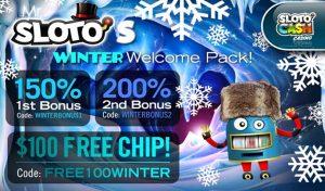Sloto Cash Casino Welcome Bonus Codes