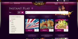 Aladdins Gold Casino Review 1
