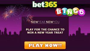 Bet365 Bingo New Year New You