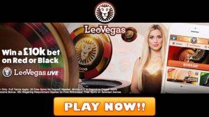 LeoVegas Casino January Promotion