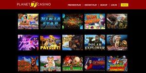 Planet7 Casino Review 3