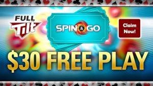 Full Tilt Spin n Go Tournament Free Play